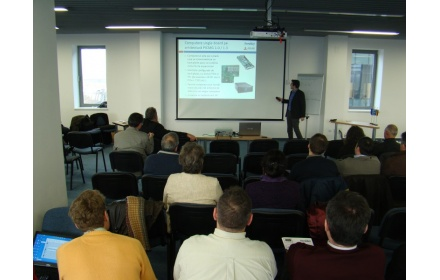 Data acquisition symposium at Reasearch Institute of Transilvania University of Brașov
