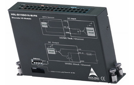 HSL-DI16DO16-M