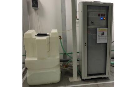 Instalație automată apă pură - Valeo Lighting Injection - Timișoara