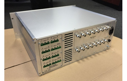 ATEX Signal connection and conditioning box