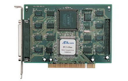 Adlink PCIe-7200/LPCI-7200S