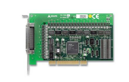 Plăci PCI digitale cu ieşiri cu relee